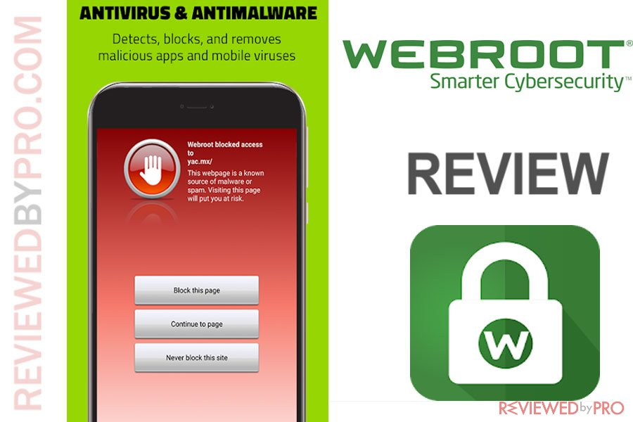 Webroot Mobile Security SecureAnywhere Review
