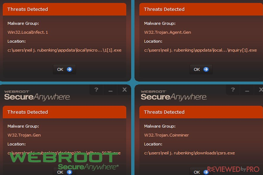 Webroot SecureAnywhere Internet Security Plus review