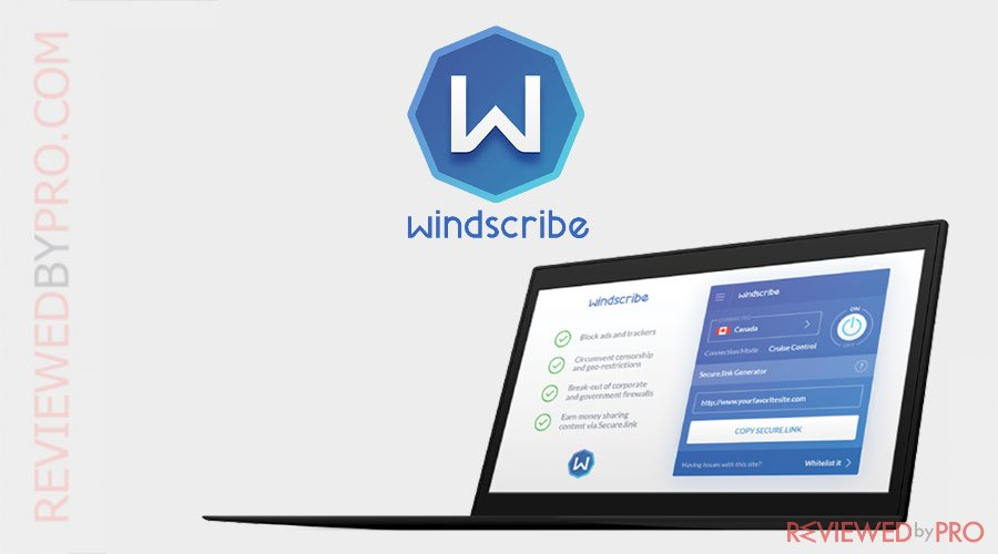 Windscribe – Free VPN and Ad Block review
