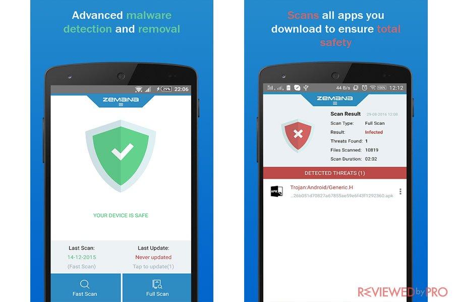Zemana Antivirus for Android