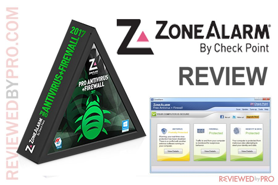 zonealarm antivirus and firewall