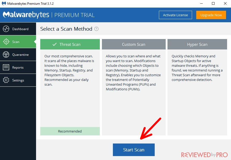 Malwarebytes User Manual